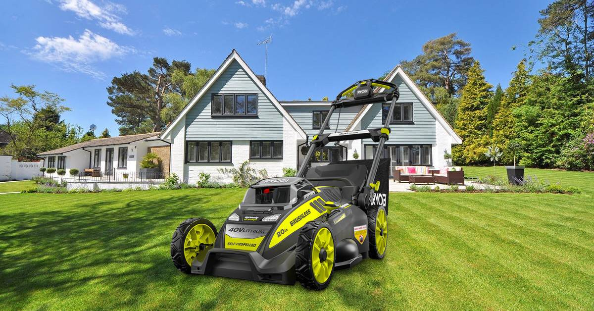 Electric Mower