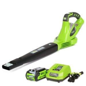 GreenWorks 40V Leaf Blower