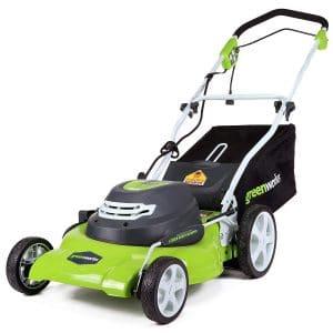 Greenworks 20 Inch Cordless Mower